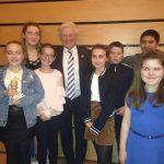 Celebrating Dunclug Youth Group